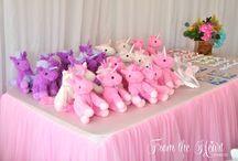 Naia's Unicorn Birthday