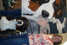 "Thread Painting ""Best Friend Portrait"" Class Feb 1st & 2nd"