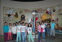 4. Sınıflar İstanbul Akvaryum'da / 4. Sınıflar İstanbul Akvaryum'da