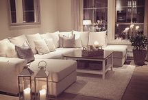 white, white....living room ideas