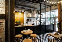 RESTAURANT Pasta Miasta / Architect studio turbo