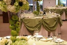 PARTY table setting