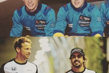 Formula One / Founded photos about F1. Btw I am a fan of Fernando Alonso's.