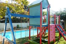 Kids Jungle Gyms / Square beams Jungle Gyms with a difference.  Also Toddler Jungle Gyms available.