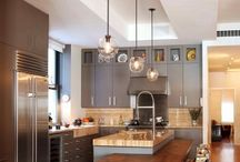 cuisine et s.à.m.(kitchen and dining room ideas) / by Dominique Comeau