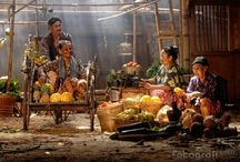 Pasar - Traditional Market / everything about traditional market