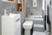 tiny baths / petit s.d.b.