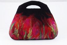 felted bags and others