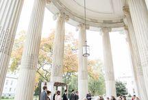 Daughters of the American Revolution Weddings - DAR in Washington DC - Weddings / real weddings at DAR in DC