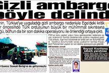 Zeki ARSLAN: AMBARGONUN SIRLARI……..