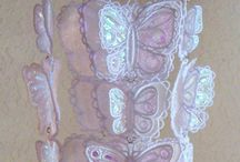 lace butterflies  emb