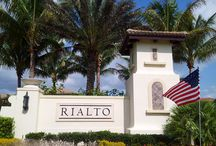 RIALTO, homes for sale / RIALTO is a community of about 600 homes built by Lennar on the west side of Jupiter.  You can see all homes for sale and get the fastest search results at www.coastalflrealestate.com.