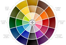 Colour wheel / by Angie Sims