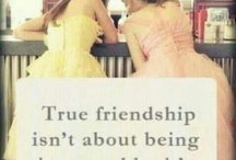 To be a good friend / by Tami Dykes