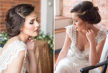 20s Inspired Wedding / Miguel & Adla