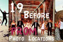 Prom Photo Shoot Ideas / Creative prom photo shoot ideas