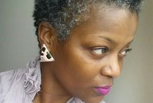 Pixie Natural Hair Styles