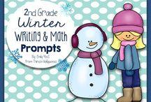 3rd Grade - December/January