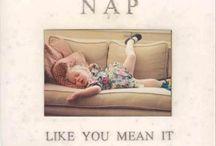 Nana nap time