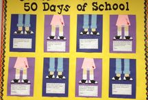 50th day of school / by Larena Kern