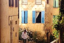 Callian, France / Village in the south of France. All photos are my own.
