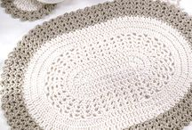 Crochet - For The Home / by Victoria Anderson