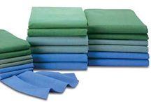 Sábanas para Hospitales / Venta y distribución de juegos de sábanas completos para hospitales, clínicas, geriátricos, en algodón y poliéster, hipoalargénico.