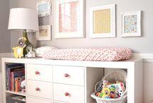 Nursery ideas / by Sabrina Coone