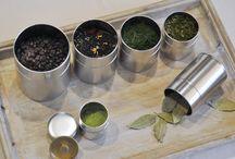 Japanese Tea Canister / Stylish tea canisters available @artezanatostudio.com.