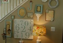 Stairways / Decoration ideas
