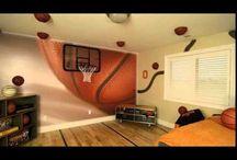 reids bedroom