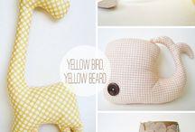 DIY stuffed animals
