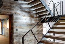 Merdiven Ayakları Tasarım