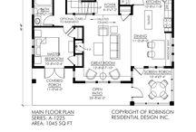 Plan III:  1.5S-loft