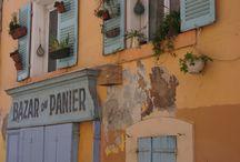 Favorite places - Endroits coup de coeur / Endroits préférés en France et partout ailleurs