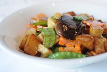 Our Dishes / We Specialize in Ethically Cooked Cuisine With Fresh Local Produce