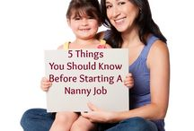 Nanny Tips