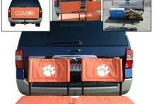 Clemson Tail gate time!! / by Norma Davidson