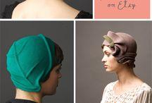 шляпки и шапочки