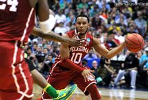 NCAA Tournament: Oregon-Oklahoma / Oregon's Dillon Brooks and Oklahoma star Buddy Hield battle for the right to go to the Final Four. Great fireworks.