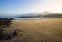 Beaches in Tenerife / Playas en Tenerife