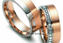 bands / couple rings