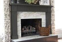Granite Fireplace Inspiration