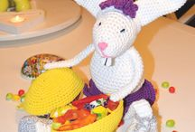 Toys - Crochetrelated / Crochetwork and patterns I've found online. #Amigurumi