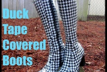 Dress up shoes & boots for a diffent look.Save money