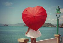 Любовь... / На любви держится мир...