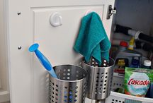 Organization Ideas / by Candis Ford