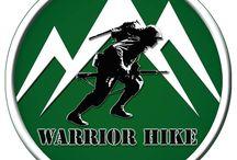 "Warrior Hike ""Walk Off The War"" Sponsors / Soffe is proud to sponsor the Warrior Hike ""Walk Off The War"" Program to support combat veterans transitioning from their military service.   #WalkOffTheWar #Veterans #WarriorHike #Soffe"