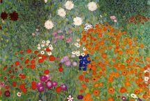 Klimt / cosas para mi casa