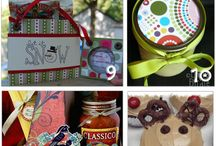 Homemade gifts / by Jennifer Robison Eckert